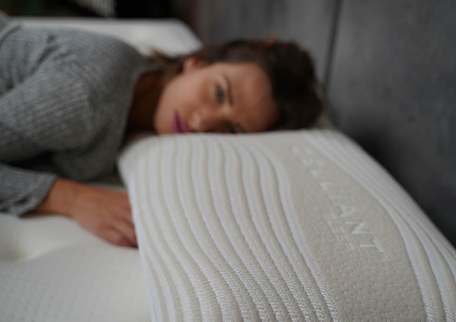 almohada viscoelástica con celliant NIX Moon+