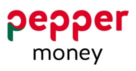Logo Pepper Money